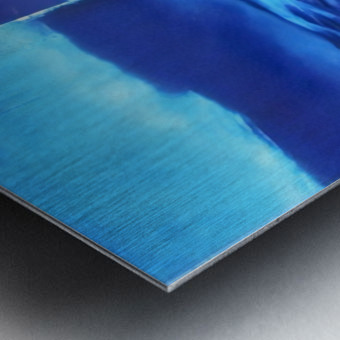 2012 REEF HAWAIIAN PRO Surfing Competition Print Metal print