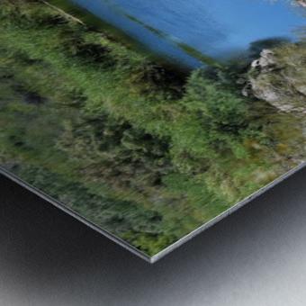 Salt River Metal print