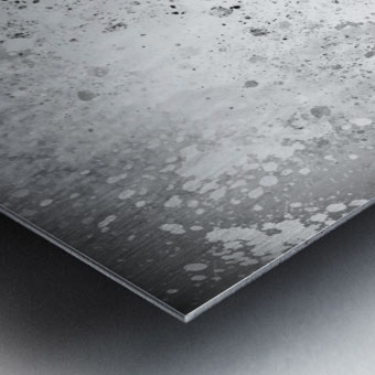 Monochrome Art EIFFEL TOWER  Metal print