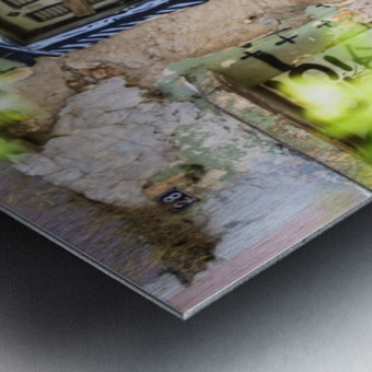Doors & Windows 3 Metal print