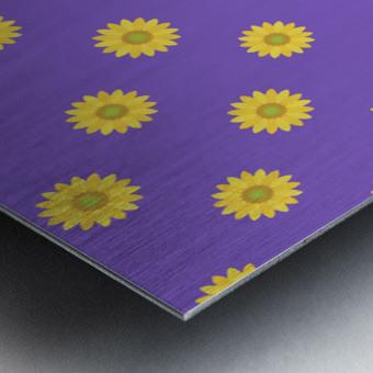 Sunflower (35)_1559876250.2006 Metal print
