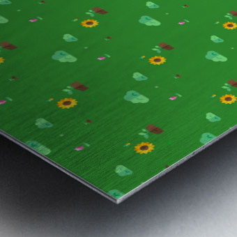 www.6ii7.blogspot.com      Flower (8) Metal print