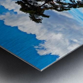 Dunes Landscape 03 Metal print