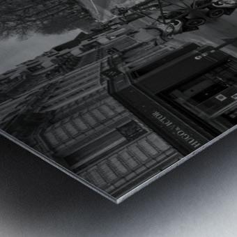 Paris - Street  2018 Metal print