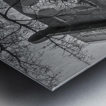 Vienna - Aquarium Metal print
