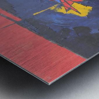 08 Metal print