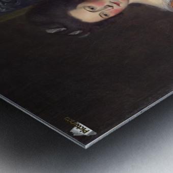 Sarah Armitage Metal print