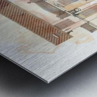 artprint_NEOCLASIC_16x8 Metal print