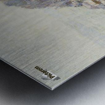 The Hudson Metal print