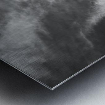 South Nashua Silhouette Metal print