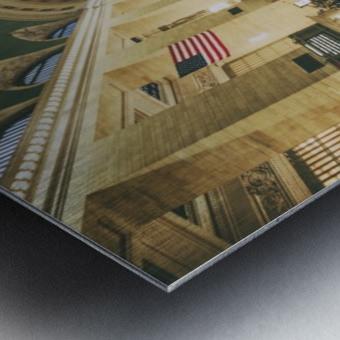 Grand Central Station Metal print