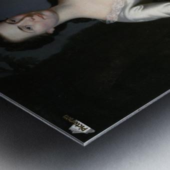 Ann Tyng Metal print