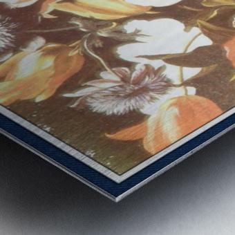 Brilliant Floral Display Impression metal