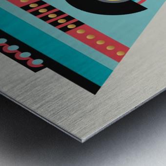 Cleoptra Metal print