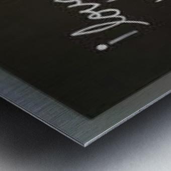 images Metal print