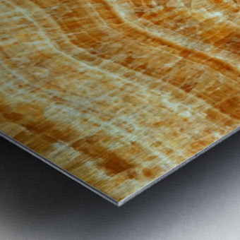 marble 2 Beautiful abstract illustration for interior decoration. Metal print