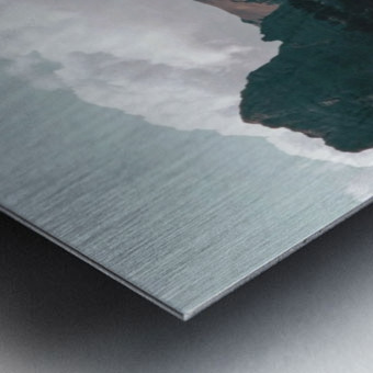 20190802_184612 Metal print