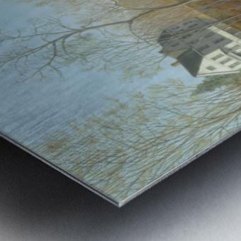 Botsford Underpass - Newtown Scenes  18X24 Metal print