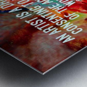 6B396D83 C737 4CD0 A6A2 E1B346FC4B64 Metal print