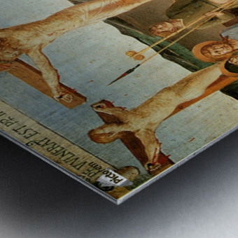 Armadio degli Argenti, Crucifixion Metal print