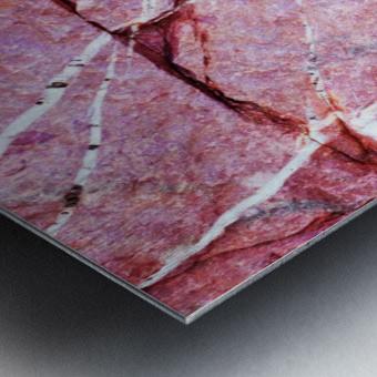 Australia Rocks - Abstract 7 Metal print
