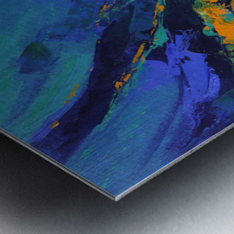 The Grand Canyon_7 18x18 Metal print