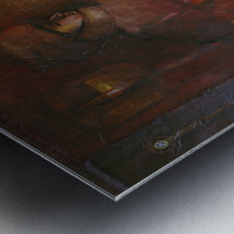 Fantasia 1 Metal print