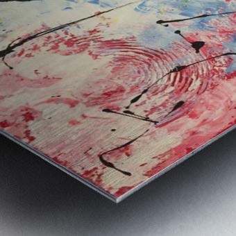 SAISONS Metal print