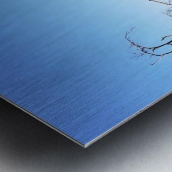 Landscape - Devils Marbles Metal print