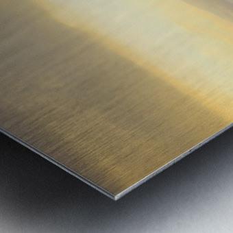 Square Butte Metal print