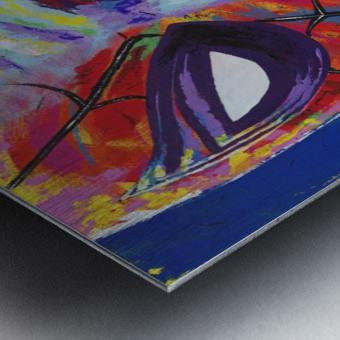 Spiderman_Portrait Art - Tadaomi - Metal print