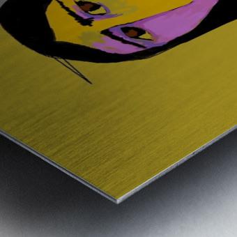 Autochtone  Metal print