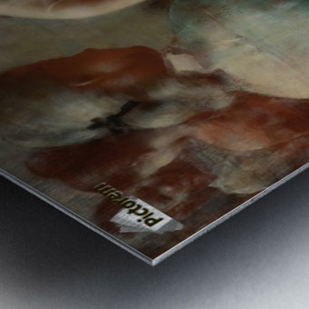 The Gathering Metal print