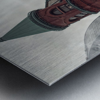 Toronto Gooderham Building Metal print