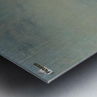 Porte d'Amont, Etretat Metal print