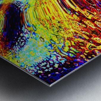 space unknown 1909061254 Metal print