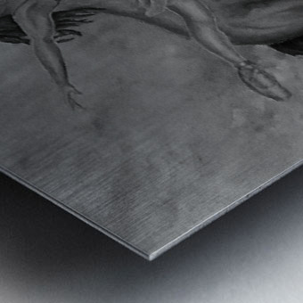 Moment Of Elation Metal print