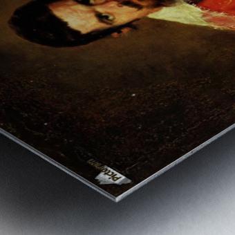 Don Sebastian de Morra Metal print