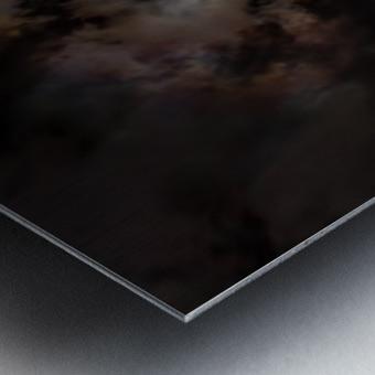 2017 Eclispe Metal print