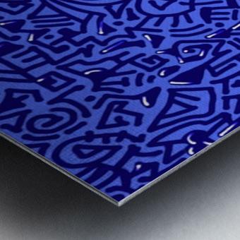 PARABLES xi Metal print