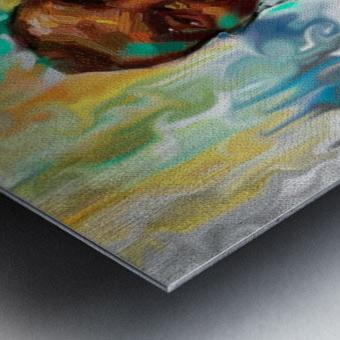 OPIDF Metal print