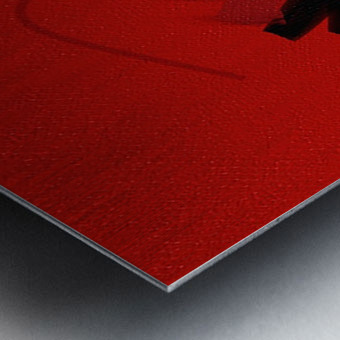 RED II Metal print