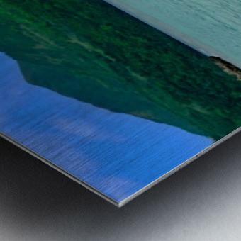 Samana Beach - Playa Rincon  Metal print