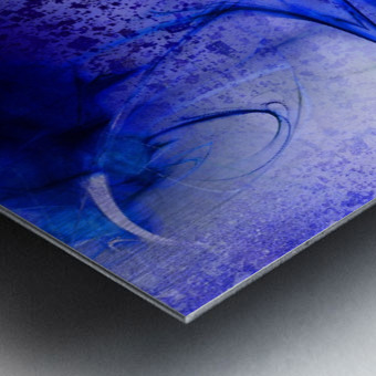 Aqualite by Jean-François Dupuis Metal print