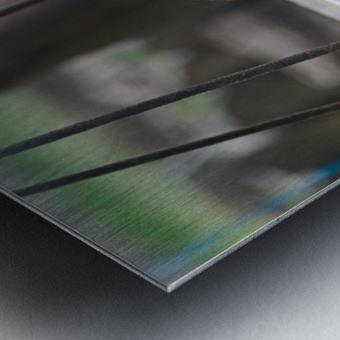 A Snack Metal print