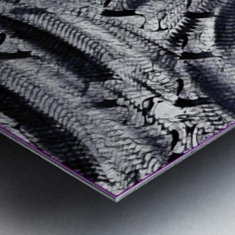 Kuanti Formation Metal print