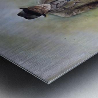 Old_Man_High_Res Metal print