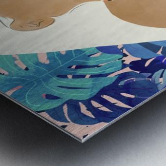 Jaguar Soul Metal print