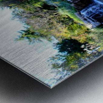 The Power of Water Metal print