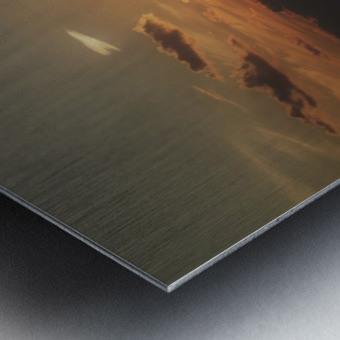 Georgian Sunrise Metal print